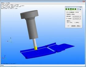 CAD/CAMシステムの開発、およびパッケージのカスタマイズ開発画像01